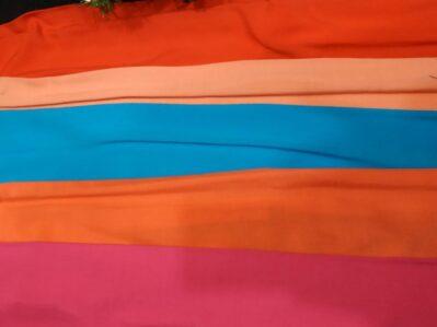 Ткань штапель однотон Palmira Textile Group Украина