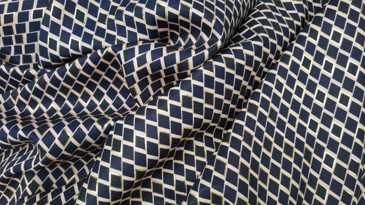 Ткань креп-костюмка принт купить опт розница Украина Palmira Textile